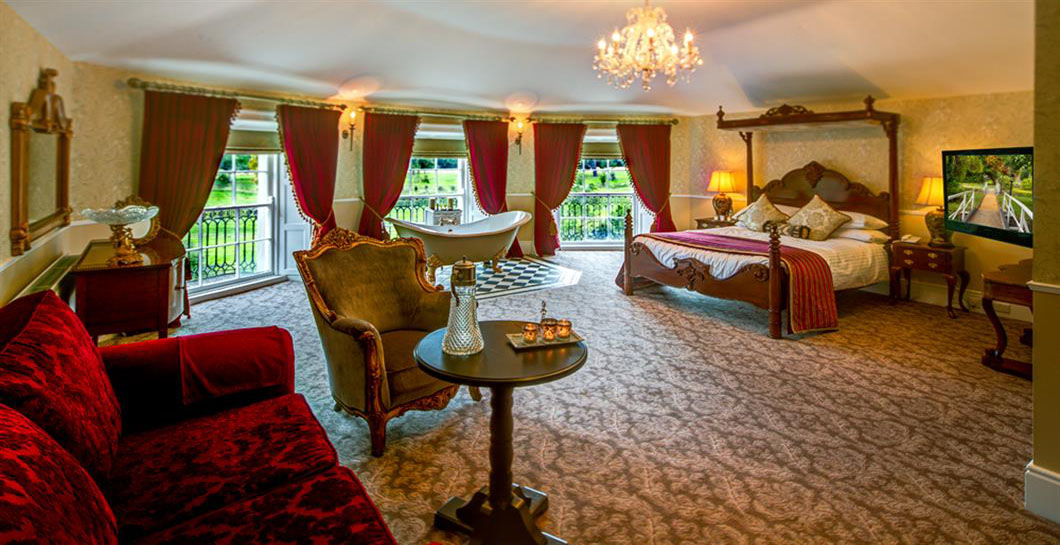Bellingham Castle Bedrooms